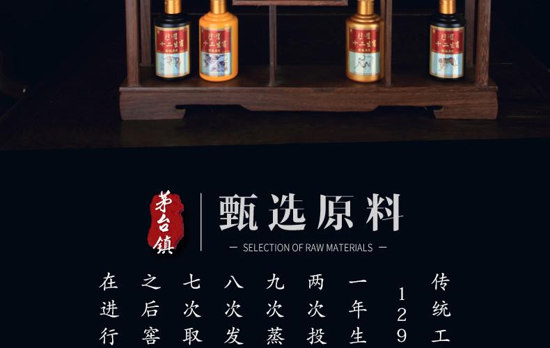 領匠十二生肖酒紀念酒